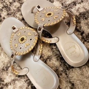 Women's Jack Rogers Jelly Sandals Size 7